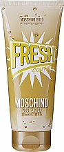 Fragrances, Perfumes, Cosmetics Moschino Gold Fresh Couture - Body Lotion