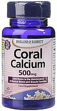 """Fragrances, Perfumes, Cosmetics Food Supplement """"Coral Calcium"""" - Holland & Barrett Coral Calcium 500mg"""