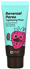Fragrances, Perfumes, Cosmetics Pore Cleansing Peel Off Mask - SNP Reversal Pores Tightening Pack