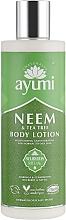 Fragrances, Perfumes, Cosmetics Neem and Tea Tree Body Lotion - Ayumi Neem & Tea Tree Body Lotion