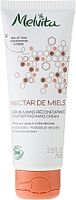 Fragrances, Perfumes, Cosmetics Soothing Hand Cream - Melvita Nectar De Miels Hand Cream