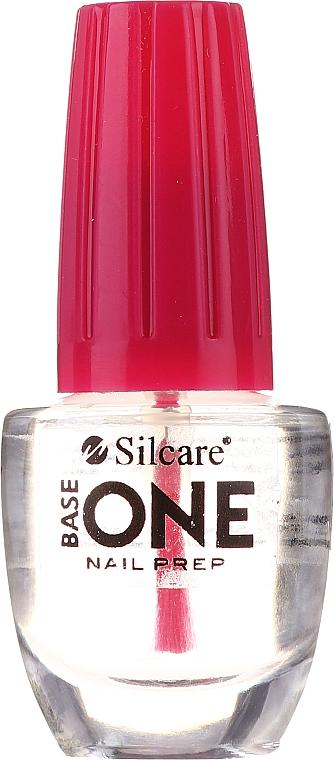 Acid-Free Nail Primer - Silcare Base One Nail Prep