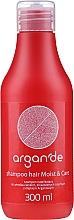 Fragrances, Perfumes, Cosmetics Hair Shampoo - Stapiz Argan'de Moist & Care Shampoo