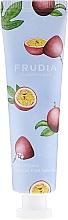 Fragrances, Perfumes, Cosmetics Nourishing Passion Fruit Hand Cream - Frudia My Orchard Passion Fruit Hand Cream