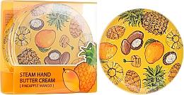 "Fragrances, Perfumes, Cosmetics Steam Hand Cream ""Pineapple and Mango"" - SeaNtree Steam Hand Butter Cream"