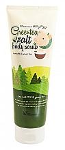 Fragrances, Perfumes, Cosmetics Green Tea Body Scrum - Elizavecca Body Care Milky Piggy Greentea Salt Body Scrub