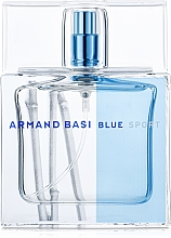 Fragrances, Perfumes, Cosmetics Armand Basi Blue Sport - Eau de Toilette