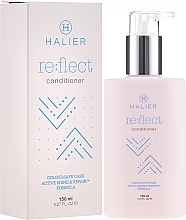 Fragrances, Perfumes, Cosmetics Color Preserving Conditioner for Colored Hair - Halier Re:flect Conditioner