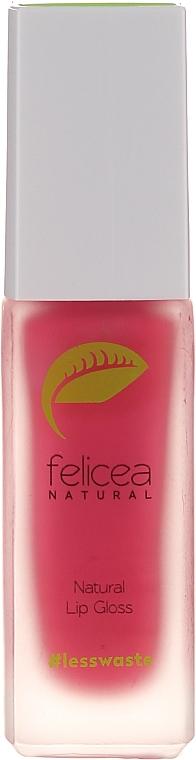 Natural Lip Gloss - Felicea Natural Lip Gloss