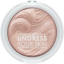 Fragrances, Perfumes, Cosmetics Face Highlighter - MUA Makeup Academy Shimmer Highlighter Powder