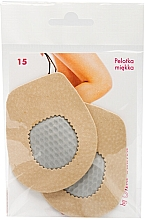 Fragrances, Perfumes, Cosmetics Padded Forefoot Liners - MiaCalnea Silifit