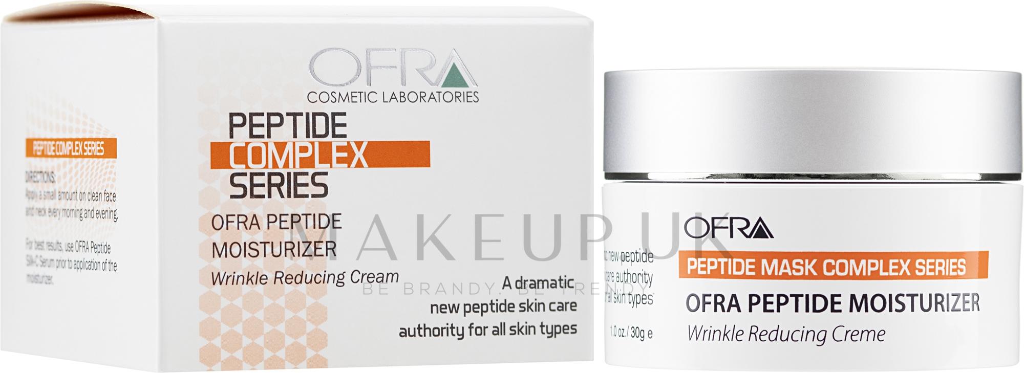 Moisturizing Face Cream - Ofra Peptide Moisturizer — photo 30 ml