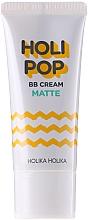 Fragrances, Perfumes, Cosmetics Mattifying BB-Cream - Holika Holika Holi Pop BB Cream