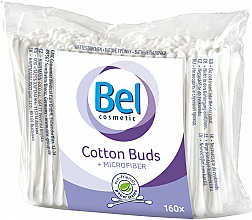 Fragrances, Perfumes, Cosmetics Cotton Buds with Microfiber - Bel Cotton Buds