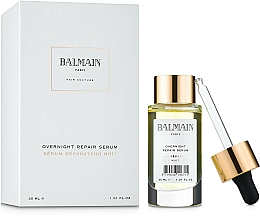 Fragrances, Perfumes, Cosmetics Repair Hair Serum - Balmain Paris Hair Couture Overnight Repair Serum