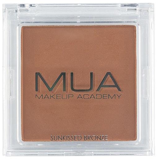 Face Bronzer - MUA Bronzer Sunkissed Bronze