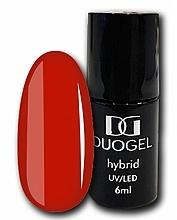 Fragrances, Perfumes, Cosmetics Hybrid Nail Gel Polish - Duogel Gel Polish