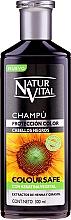 Fragrances, Perfumes, Cosmetics Color Protection Shampoo - Natur Vital Coloursafe Henna Colour Shampoo Black Hair