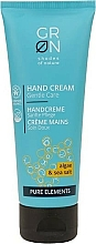 Fragrances, Perfumes, Cosmetics Moisturizing Hand Cream - GRN Alga & Sea Salt Hand Cream