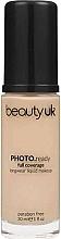 Fragrances, Perfumes, Cosmetics Liquid Foundation - Beauty UK Photo Ready Foundation