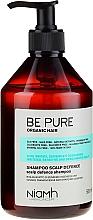 Fragrances, Perfumes, Cosmetics Soothing Shampoo - Niamh Hairconcept Be Pure Scalp Defence Shampoo