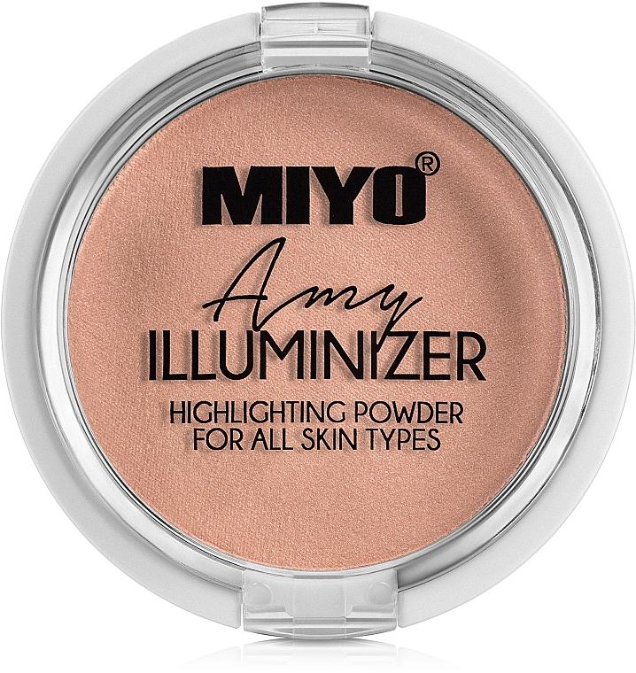 Highlighting Powder - Miyo Illuminizer Highlighting Powder