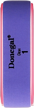 Fragrances, Perfumes, Cosmetics 3-Sided Nail Polisher, purple-pink - Donegal