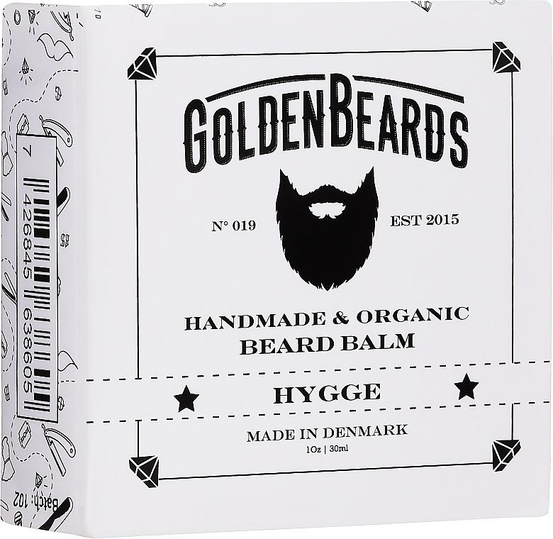 Hygge Beard Balm - Golden Beards Beard Balm — photo N1