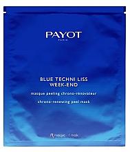 Fragrances, Perfumes, Cosmetics Restoring Peeling Mask - Payot Blue Techni Liss Week-End