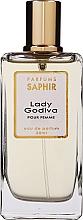 Fragrances, Perfumes, Cosmetics Saphir Parfums Lady Godiva - Eau de Parfum
