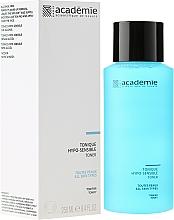 Fragrances, Perfumes, Cosmetics Hypoallergenic Face Toner - Academie Hypo-Sensible Toner