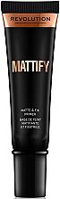 Fragrances, Perfumes, Cosmetics Mattifying Face Primer - Makeup Revolution Mattify Primer