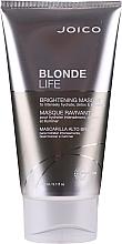 Fragrances, Perfumes, Cosmetics Blonde Brightening Mask - Joico Blonde Life Brightening Mask