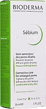 Fragrances, Perfumes, Cosmetics Pore Refiner Concentrate - Bioderma Sebium Pore Refiner