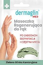 Fragrances, Perfumes, Cosmetics Regenerating Hand Mask - Dermaglin