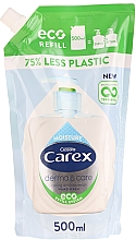 Fragrances, Perfumes, Cosmetics Antibacterial Liquid Soap - Carex Moisture Plus Hand Wash (Refill)