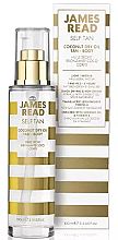 Fragrances, Perfumes, Cosmetics Coconut Dry Oil with Tanning Effect - James Read Self Tan Coconut Dry Oil Tan Body