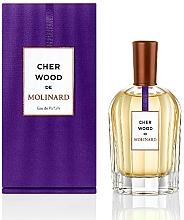 Fragrances, Perfumes, Cosmetics Molinard Cher Wood - Eau de Parfum