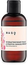 Fragrances, Perfumes, Cosmetics Unrefined Rosa Canina Seed Oil - Fitomed Rosa Canina Seed Oil