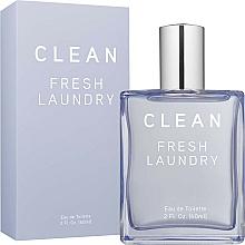 Fragrances, Perfumes, Cosmetics Clean Fresh Laundry - Eau de Toilette