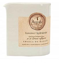 Fragrances, Perfumes, Cosmetics Coffee Firming Massage Candle - Flagolie Coffee Firming Massage Candle