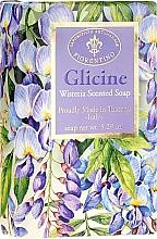 """Fragrances, Perfumes, Cosmetics Natural Soap """"Wisteria"""" - Saponificio Artigianale Fiorentino Masaccio Wisteria Soap"""
