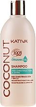 Fragrances, Perfumes, Cosmetics Repair Hair Shampoo - Kativa Coconut Shampoo
