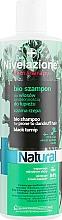 Fragrances, Perfumes, Cosmetics Anti-Dandruff Black Turnip Bio-Shampoo - Farmona Nivelazione Skin Therapy Natural Bio Shampoo