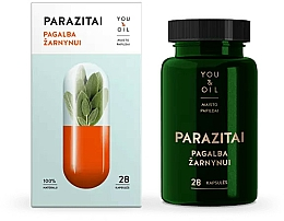 Fragrances, Perfumes, Cosmetics Food Supplement - You & Oil Food Shots Parasites Cleanse Support