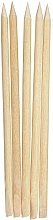 Fragrances, Perfumes, Cosmetics Wooden Manicure Sticks - Sefiros Cuticle Sticks