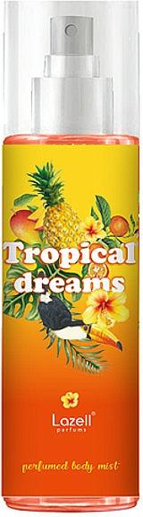 Lazell Tropical Dreams - Body Spray