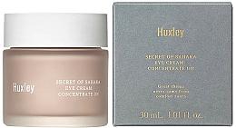 Fragrances, Perfumes, Cosmetics Moisturizing Eye Cream - Huxley Secret of Sahara Eye Cream Concentrate On