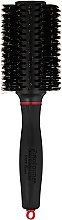 Fragrances, Perfumes, Cosmetics Plastic Thermal Brush with Natural Bristles d 33 mm - Olivia Garden Pro Forme F-33