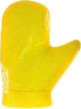 """Fragrances, Perfumes, Cosmetics Massage Glove """"Aqua"""", 6021, yellow-green - Donegal Aqua Massage Glove"""